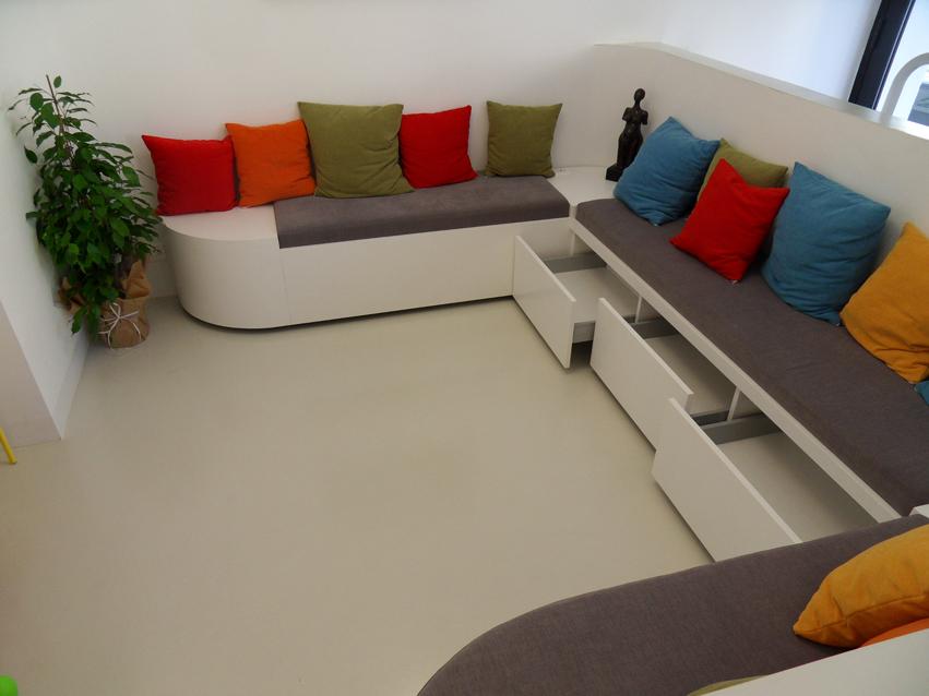 banquette avec rangement banquette rangement sur. Black Bedroom Furniture Sets. Home Design Ideas